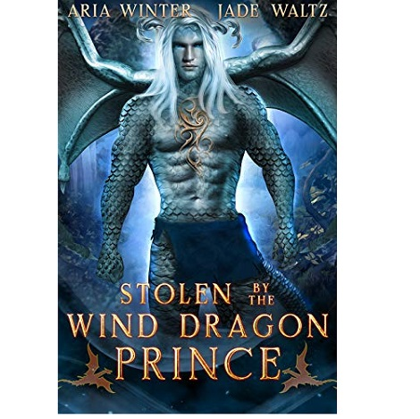 Stolen By the Wind Dragon Prince by Aria Winter
