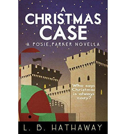 A Christmas Case by L.B. Hathaway
