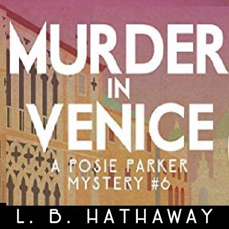 Murder in Venice by L.B. Hathaway