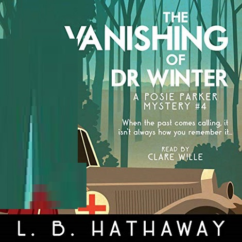 The Vanishing of Dr Winter by L.B. Hathaway