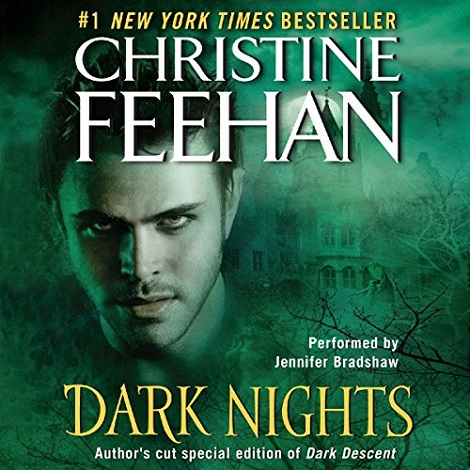 Dark Nights by Christine Feehan