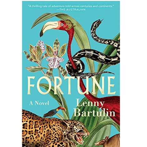 Fortune by Lenny Bartulin