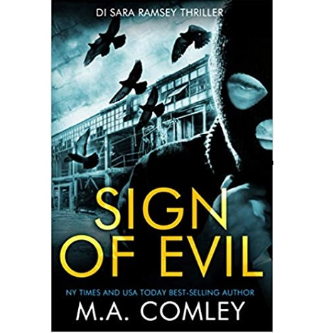 Sign of Evil by MA Comley