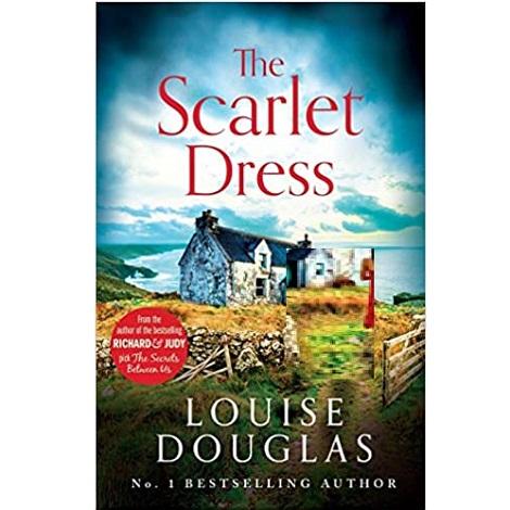 The Scarlet Dress by Louise Douglas