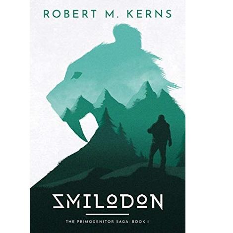 Smilodon by Robert M. Kerns