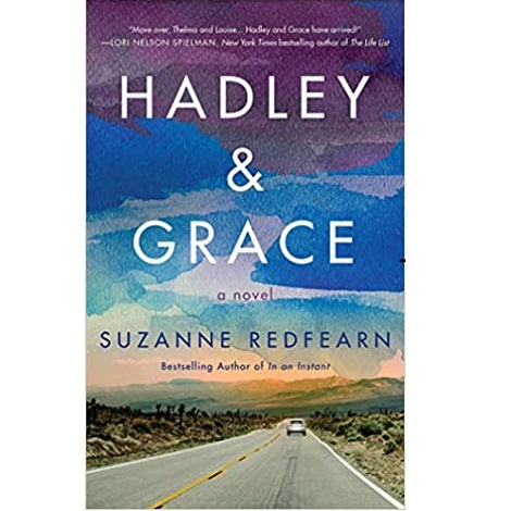 Hadley and Grace by Suzanne Redfearn