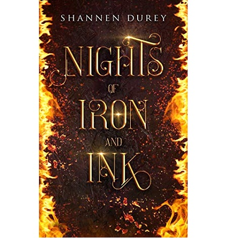 Nights of Iron and Ink by Shannen Durey