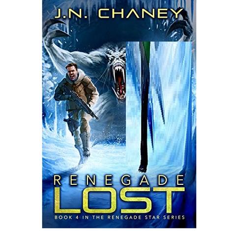 Renegade Lost by J.N. Chaney