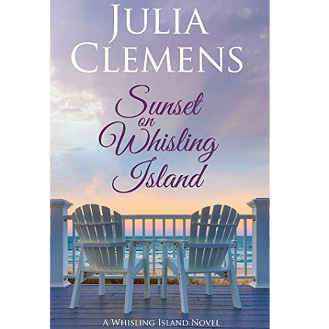 Sunset on Whisling Island by Julia Clemens