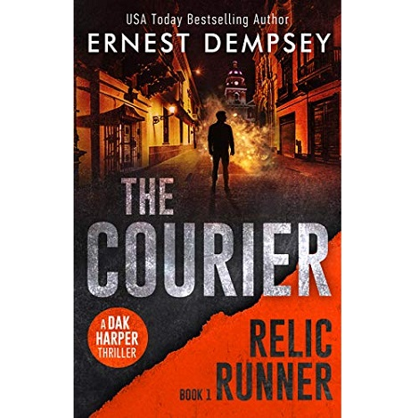 The Courier by Ernest Dempsey