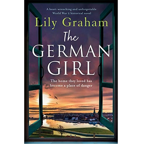 The German Girl by Lily Graham
