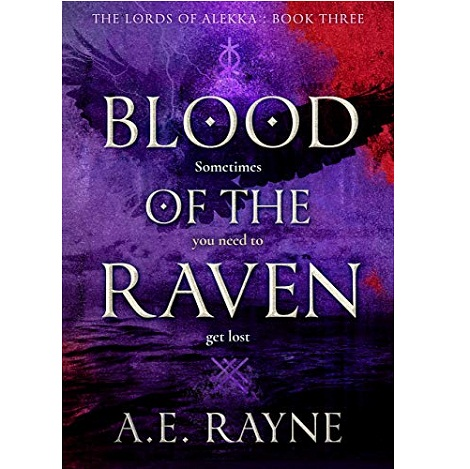 Blood of the Raven by A.E. Rayne
