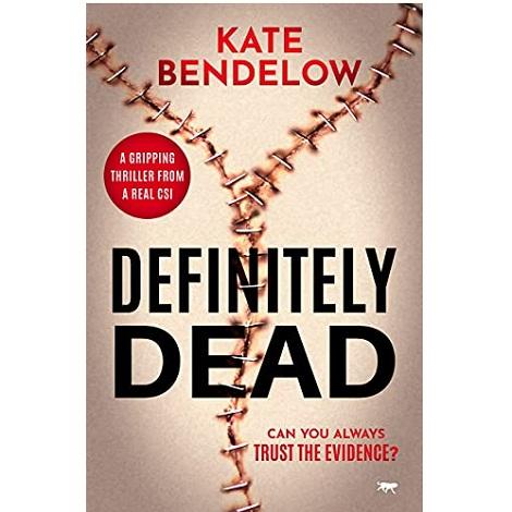 Definitely Dead by Kate Bendelow