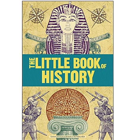 The Little Book of History by DK