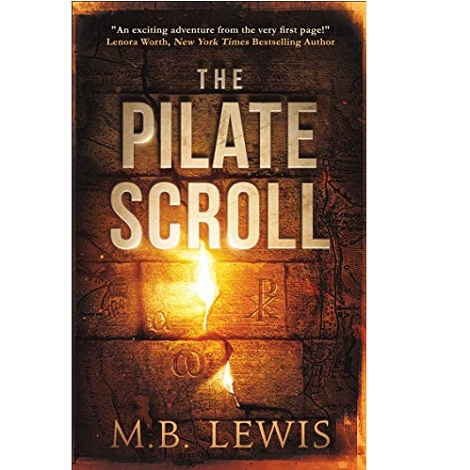 The Pilate Scroll by M.B. Lewis