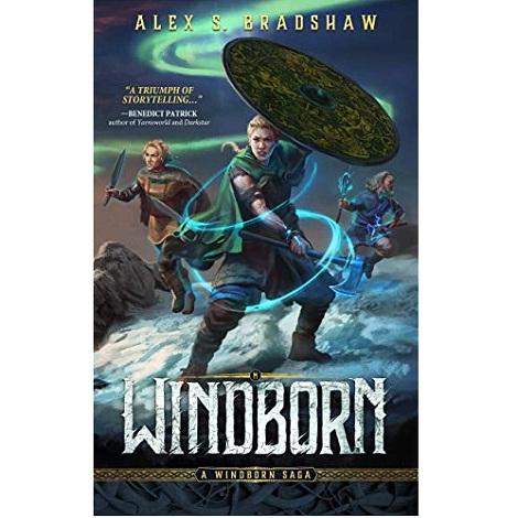Windborn by Alex S. Bradshaw