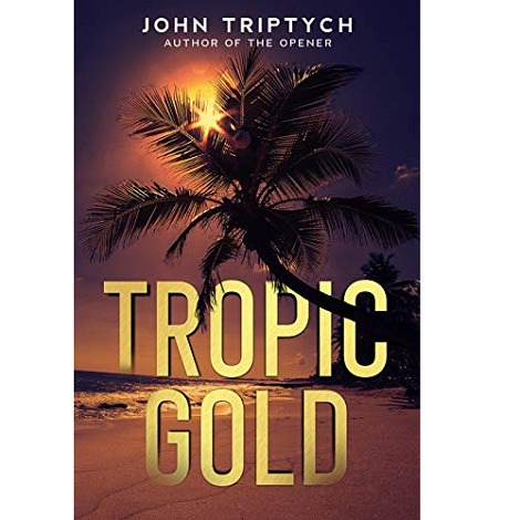 Tropic Gold by John Triptych