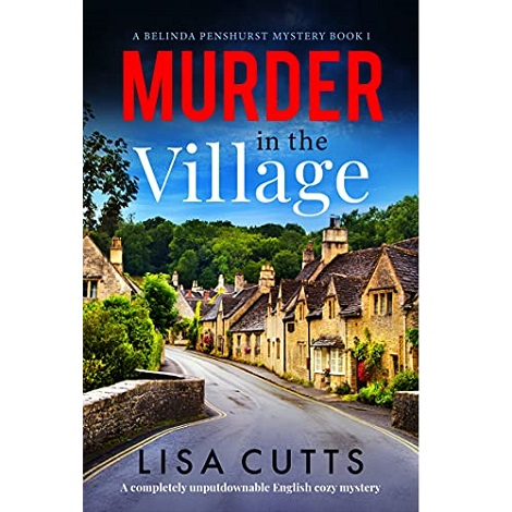 Murder in the Village by Lisa Cutts