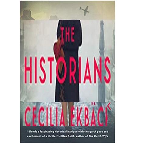 The Historians by Cecilia Ekbäck