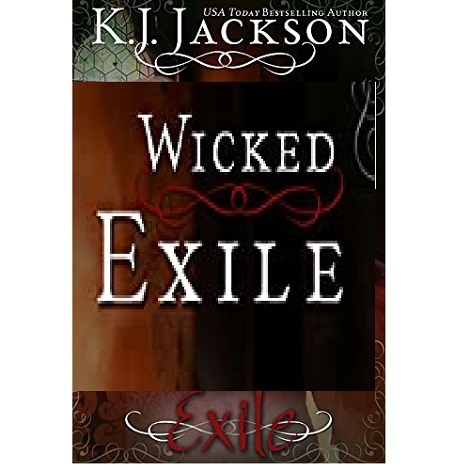 Wicked Exile by K.J. Jackson