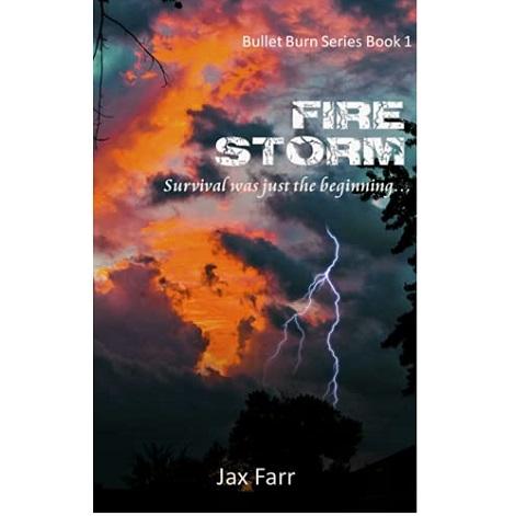 Fire Storm by Jax Farr