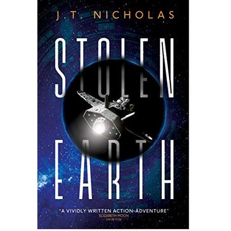 Stolen Earth by J.T. Nicholas