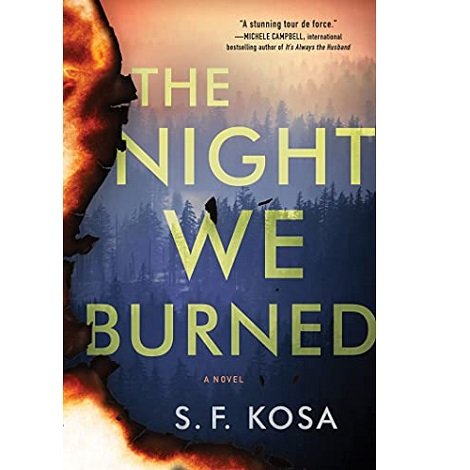 The Night We Burned by S. F. Kosa